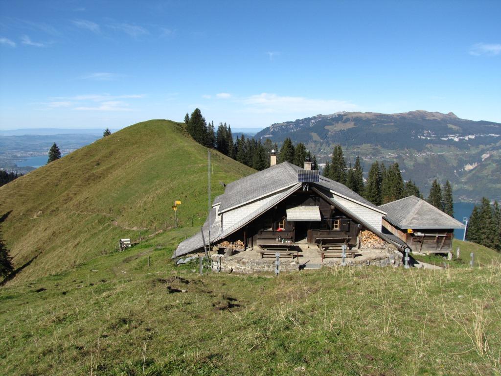 Foto Brunnihütte