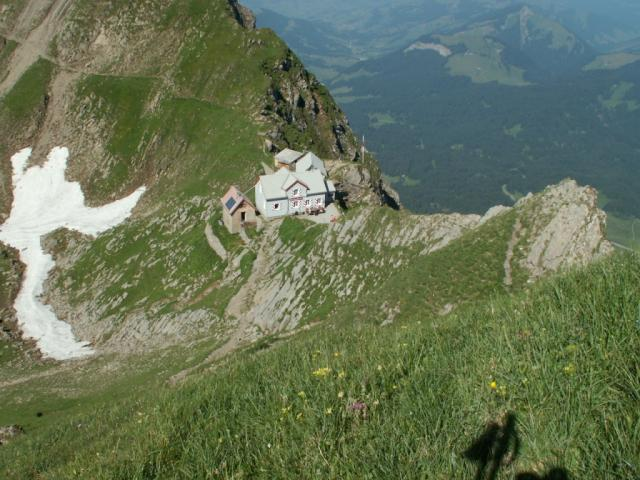 Bergpässe Appenzell