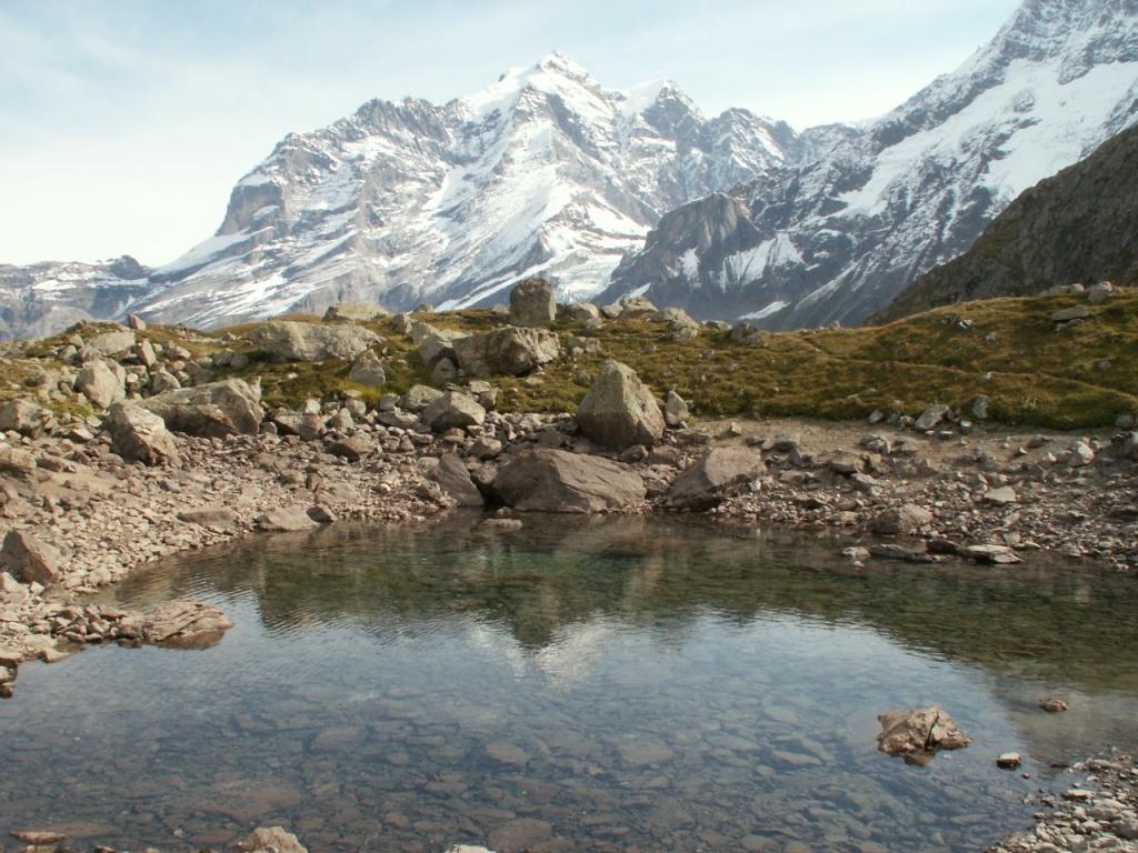 Foto Oberhornsee